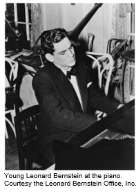 Young Bernstein image