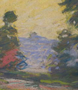 <p>Morton L. Schamberg, ca. 1911</p><p>Pastel on paper</p><p>National Museum of American Jewish History, 1983.32.1</p><br /><span></span>