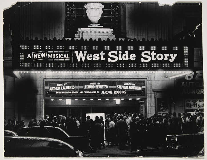 west side story marquis