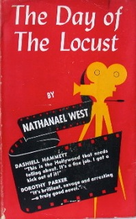 the day of the locust essay Free essay: the day of the locust by nathanael west in the day of the locust,  tod hackett undergoes an internal development relative to his migration tod.